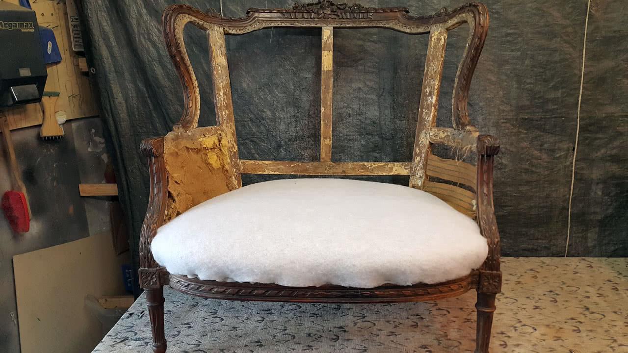 Refaire Un Fauteuil Louis Xvi garnisseur bruxelles garnissage fauteuils,chaises,canapés